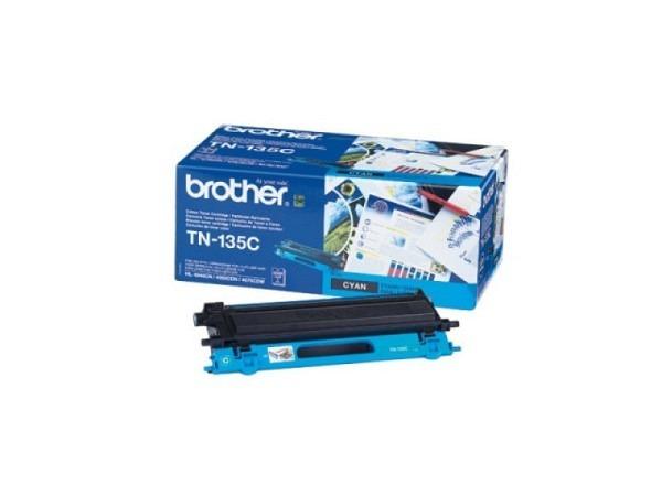Toner Brother TN-135C cyan für HL-4040/4070 4000 Seiten