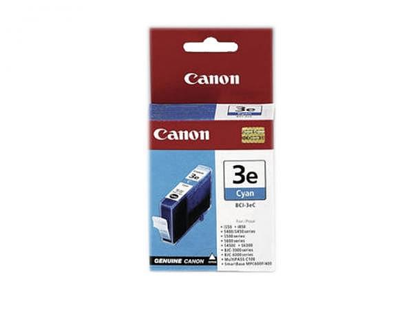 Druckerpatrone Canon BCI-3C cyan Ersatz-Patrone