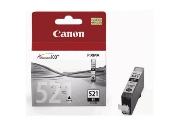 Druckerpatrone Canon CLI-521BK Black, 9ml