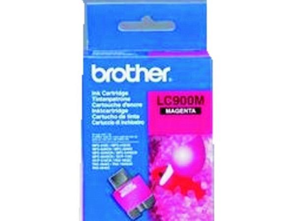 Druckerpatrone Brother LC-900M Magenta