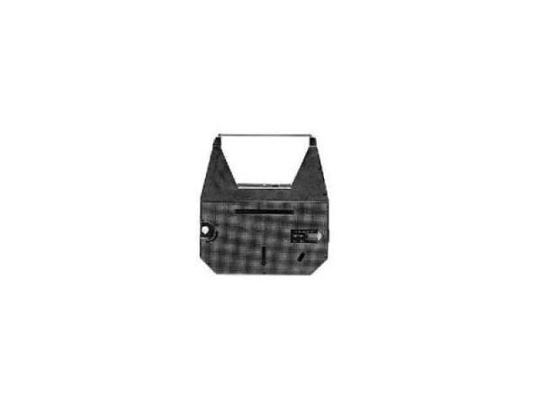 Farbband Keymax Gr.1 Seide Doppelspule schwarz, 13mm breit