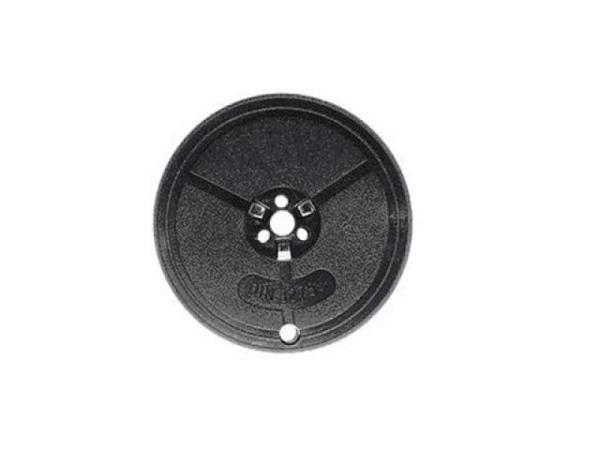 Farbband Keymax Gr.51 Seide schwarz/rot Doppelspule B: 13mm