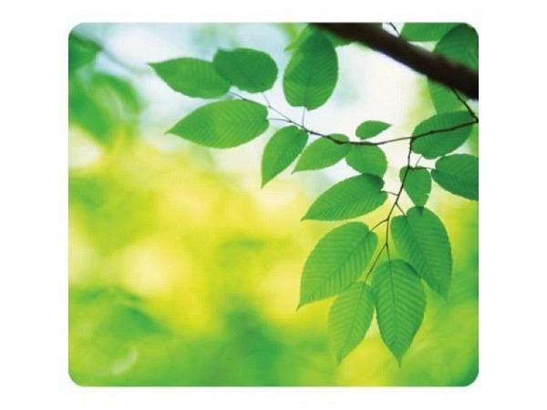 Mausmatte Fellowes Blätter, aus der Serie Earth, rechteckig