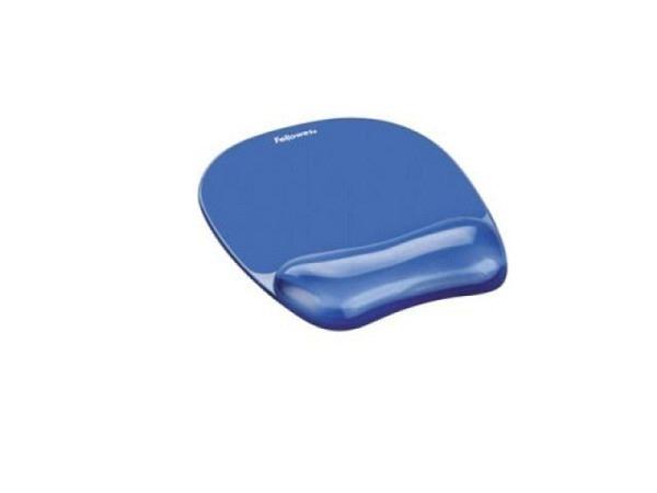 Handgelenkstütze Fellowes blau Mauspad