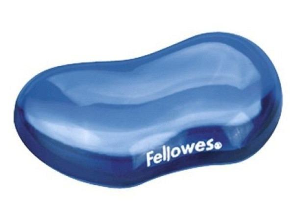 Handgelenkstütze Fellowes Flex Gel blau
