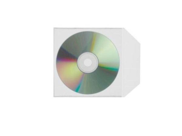 CD Hülle Kunststoff CopyResistant für eine CD oder DVD