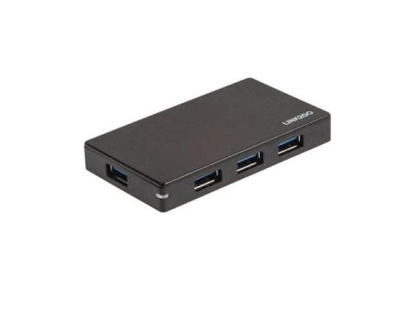 Hub Link2Go USB 3.0 Hub mit 4 Ports, bis zu 5 Gbit/s USB 2.0