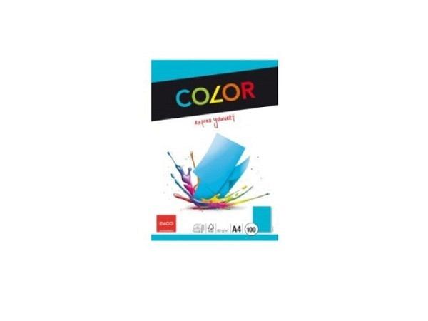 Papier Elco Color intensivblau 80g/qm