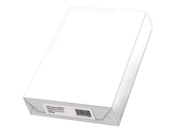 Papier Büroline A4 80g/qm grün