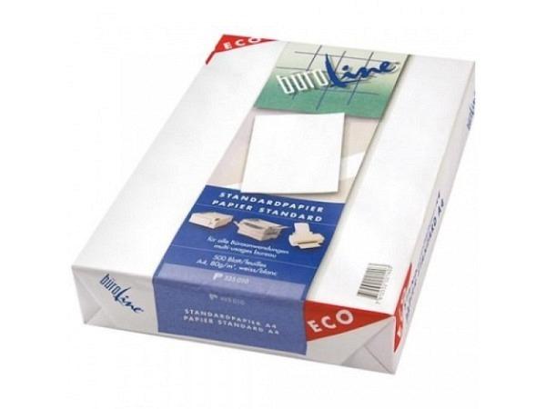 Papier Büroline Eco weiss A3 80g/qm, 500Blatt