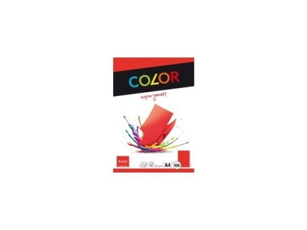 Papier Elco Color intensivrot 80gr