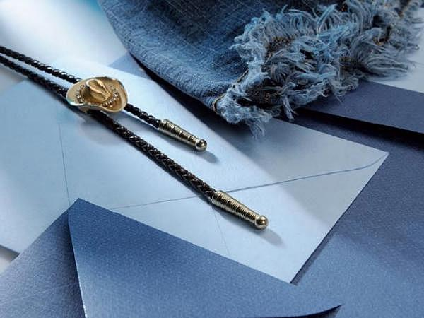 Couverts Artoz Jeans 16x16cm quadratisch dark blue 120g/qm