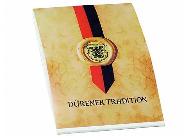 Karten Rössler Dürener Tradition A6 25 Blatt 90g/qm