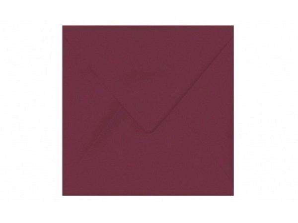 Couverts Artoz 13,5x13,5cm bordeaux m. Spitzverschluss 100g