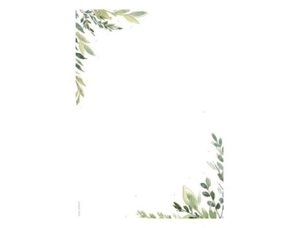 Papier Artoz Design Kirschblüte 5 Bogen A4 90g/qm