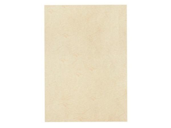 Pergament A4 110g/qm hellchamois, bedruckbar