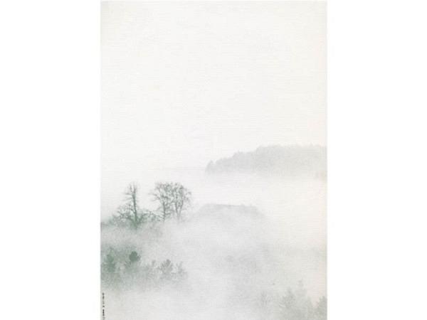 Papier Artoz Design Trauer 5Stk, Nebellandschaft, A4 90g