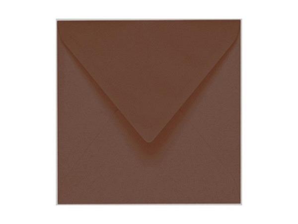 Couverts Artoz 13,5x13,5 braun mit Spitzverschluss 100g