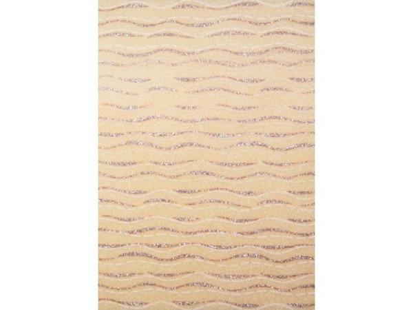 Japanpapier Artoz A4 Wellen bronze auf halbtransparent