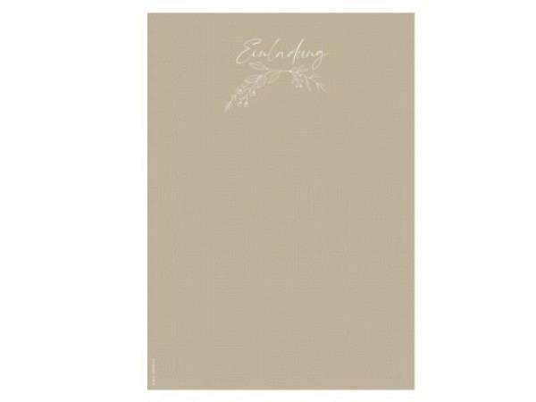 Papier Artoz Design Bunte Schmetterling 5 Bogen A4 90g