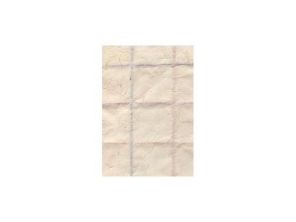 Japanpapier Artoz Himala Bänder-Karo natur A4