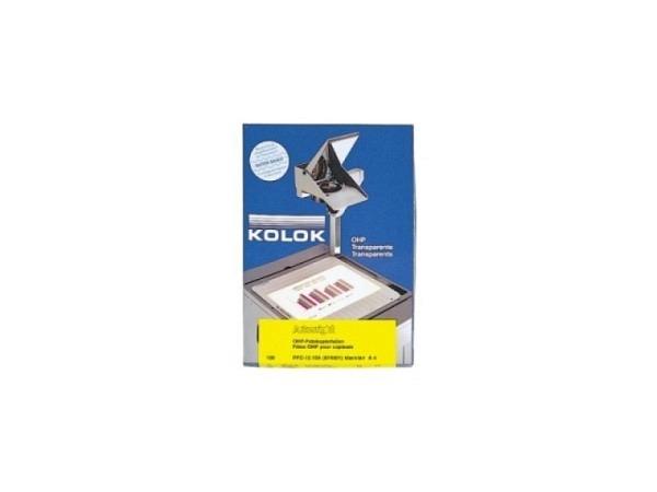 Folie Kolok A4 PPC Superklar 100Stk.