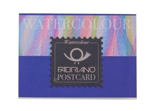 Aquarellblock Fabriano Watercolour Aquarello Postkartenblock