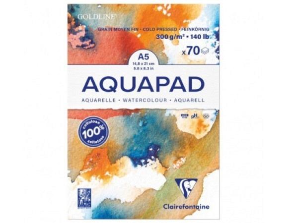 Aquarellblock Arches fein 300g/qm 26x36cm 12Blatt