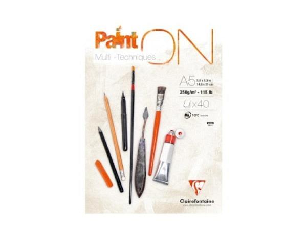 Aquarellblock Vang Bretagne 12x16cm Torchon