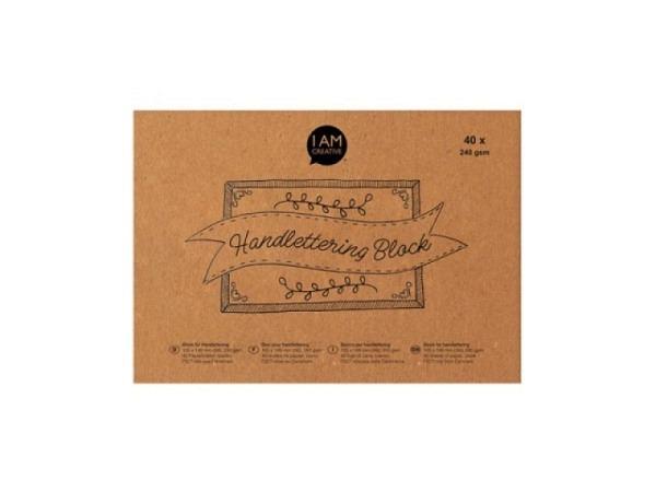 Zeichenblock Fabriano Traccia A4 60g/qm 120 Seiten