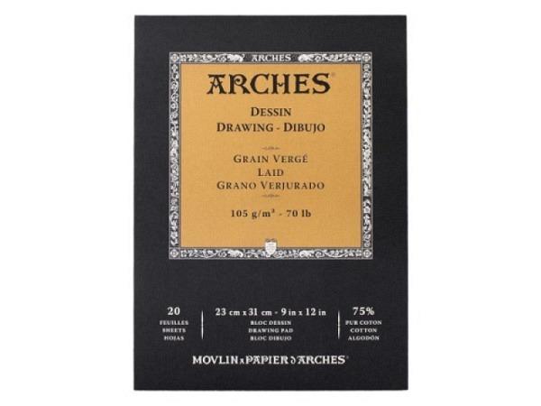 Zeichenblock Brause Le bloc de Calligraphie A3 quer