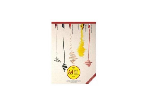 Zeichenblock BAM Edition 2012 Medium 220g A5 25 Blatt