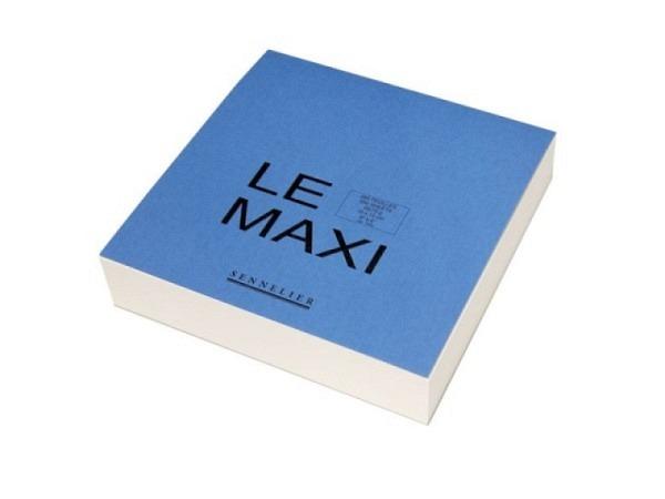 Zeichenblock Sennelier Le Maxi 24x32cm 250 Blatt 70g/qm