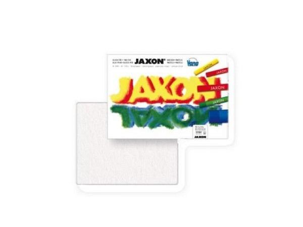 Oelpastellblock Jaxon A4 50Blatt 100g, weiss, rauh säurefrei