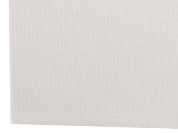 Ingres 50x65cm 100g Weiss, säurefrei, gerippte Struktur