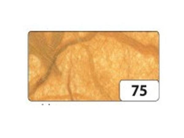 Japanpapier Faserseide Folia braun 47x64cm, 25g/qm, gefalzt