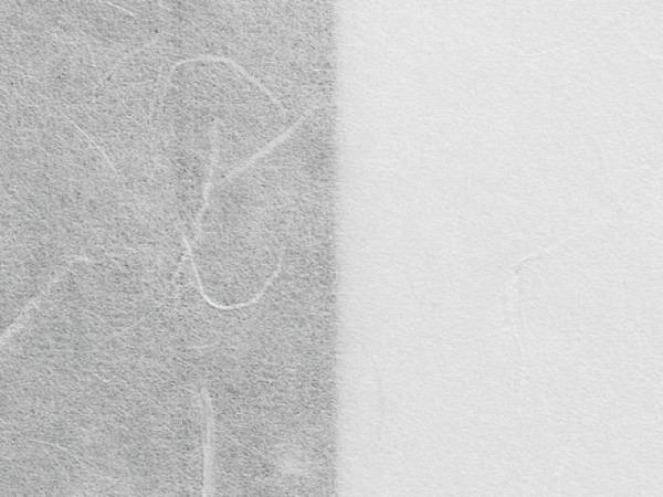 Japanpapier Hodomura 50x66cm weiss, stark saugend