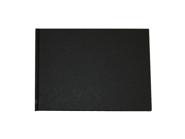 Skizzenbuch Seawhite A3 quer 92Seiten 140g/qm schwarze Leine