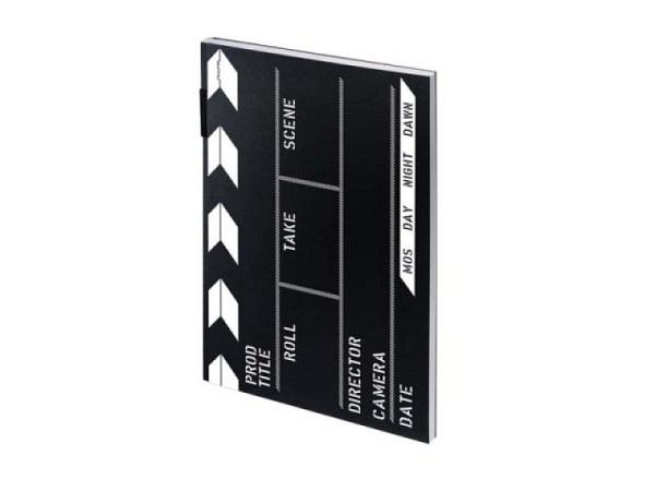 Skizzenbuch Artebene Luxury weiss A5<br>