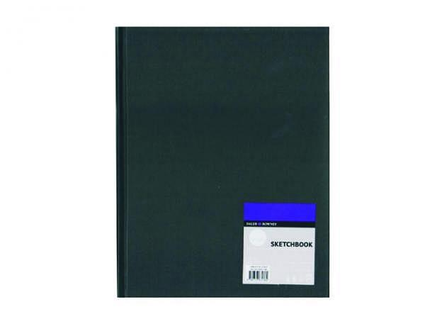Skizzenbuch Daler-Rowney gebunden 21,6x27,9cm, 110Blatt