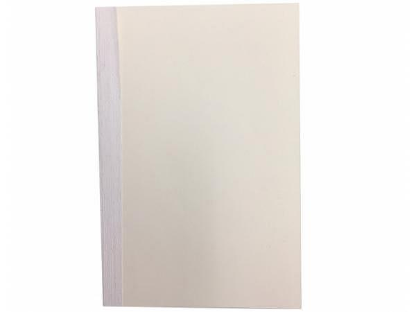 Skizzenbuch Buchblock 9x13cm Hochformat 120 Bl Vergé chamois 90g/qm
