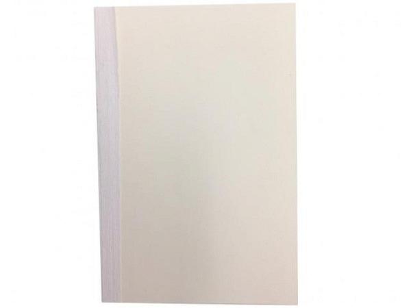Skizzenbuch Buchblock A6 Hochformat 72 B Vergé chamois 90g/qm