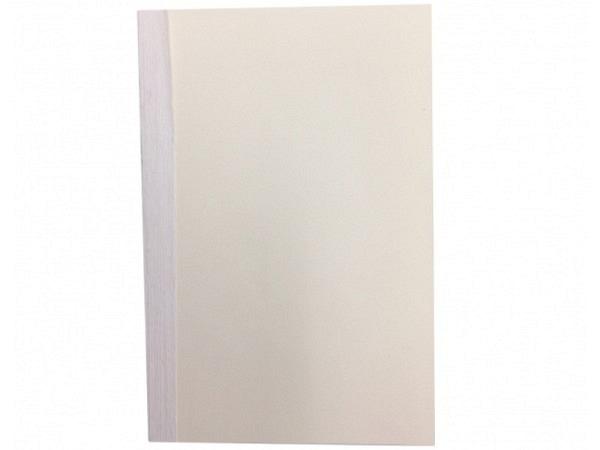 Skizzenbuch Buchblock A4 Hochformat 120 Bl Vergé chamois 90g/qm