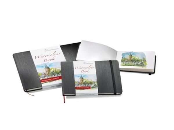 Skizzenbuch Hahnemühle Watercolour Book A5 quer