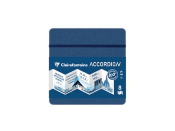 Skizzenbuch Semikolon Petit Voyage 10x14,4cm marineblau