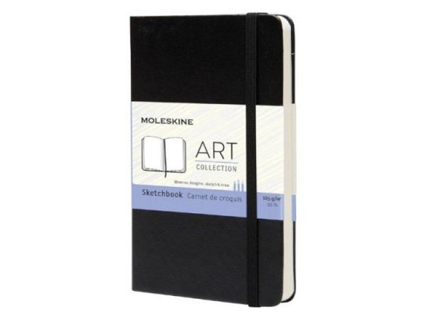 Skizzenbuch Moleskine Art Collection Watercolour Pocket A6 hoch