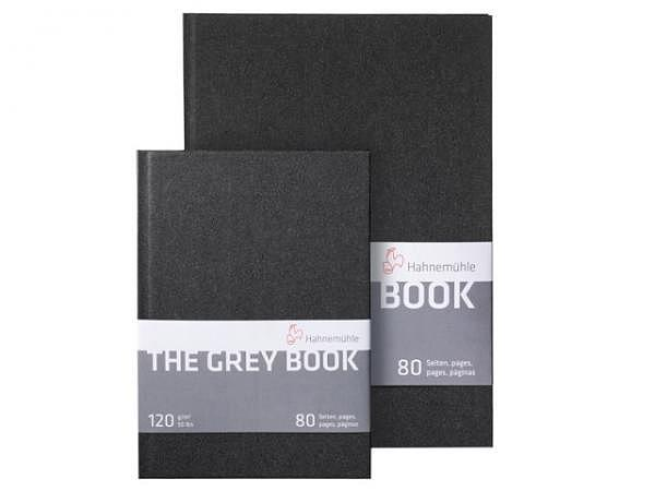 Skizzenbuch Hahnemühle The Grey Book A4