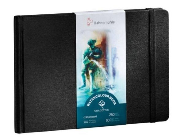 Skizzenbuch Bindewerk Contemporary 9x14cm schwarz