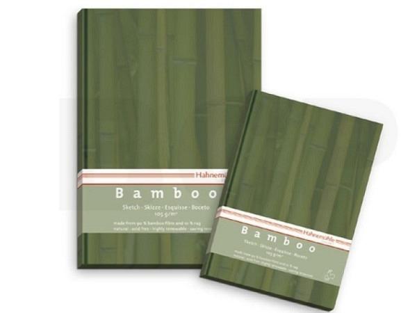Skizzenbuch Hahnemühle Bamboo A4, 64 Blatt, 105g/qm