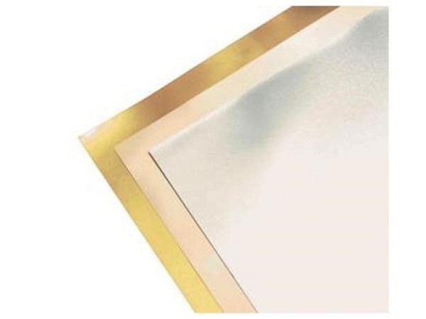 Folienkarton gold/goldglanz